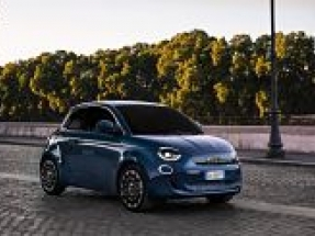 Fully Electric Fiat 500 comes with power-saving mode