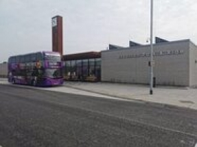 UK's first solar-powered park and ride launches in Leeds
