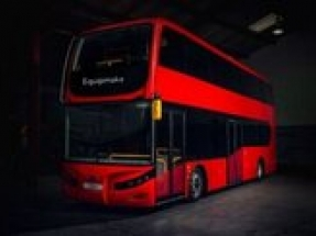 Equipmake and Beulas unveil state-of-the-art double decker electric bus with up to 250 miles of zero emission range