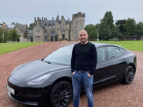 Loveelectric to launch 'Drive Change' campaign to boost electric car take-up
