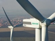 Senvion installs its first 3 MW turbine in North America