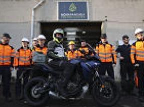 Nova Pangaea Technologies develops 2G biofuel process for motorcyles