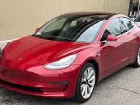 Tesla 3 is Parkers Model of the Year 2020