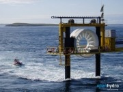 Atlantis completes the first ever tidal testing programme