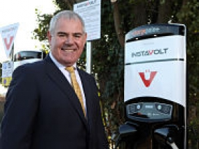 InstaVolt triples its order book for rapid EV chargers
