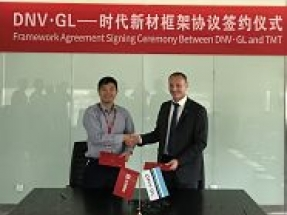 DNV GL and TMT sign deal to ensure quality and reliability of TMT's new rotor blades