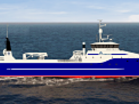 New Norwegian trawler could go diesel free for hours with Blueday Technology system