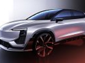 Aiways previews U6ion electric coupe concept