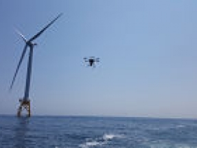 Drone technology improves inspection of US offshore wind platforms