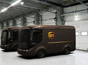 UPS to deploy new state-of-the-art electric vehicles in Paris and London