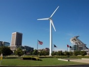 Large, untapped, wind energy potential in British cities says study