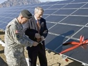NREL partners with US Army to implement renewable energy strategies