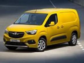 Vauxhall reveals new electric version of popular Combo van