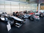 Vodafone McLaren Mercedes becomes world's first carbon neutral Formula One team