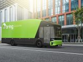 Volta Zero electric truck to make its Spanish debut