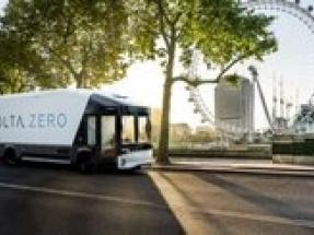 Volta Zero electric truck embarks on UK roadshow