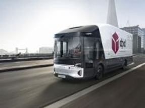 Volta Trucks and DPD to begin a pilot test of Volta Zero electric parcels van soon