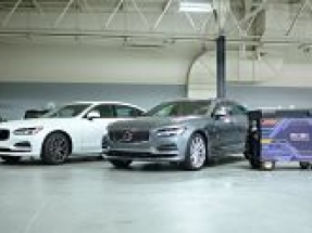 Volvo Cars Tech Fund invests in EV charging company FreeWire