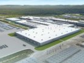 Volkswagen begins construction of new US EV production facility