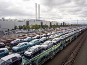 Volkswagen aiming to power all freight on Deutsche Bahn with green electricity