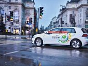 Volkswagen e-Golf Zipcar UK fleet travels over 250,000 miles
