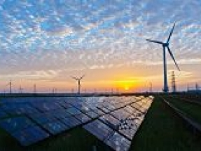 Renewables generates almost half of UK power as business investment in the utilities sector tumbles