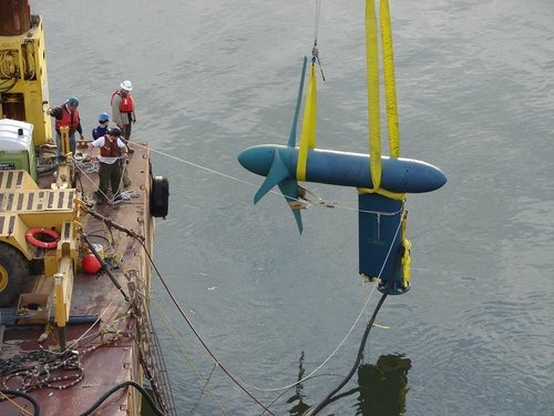 Dundee University launches GeoWAVE project to research wave anchoring systems