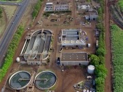 Scottish Water installs solar panels at water treatment works