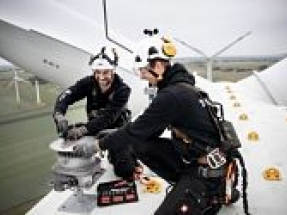 Deutsche Windtechnik providing maintenance for wind turbines above 10 GW