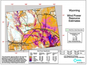 Wyoming wind: Politics restricting revolutionary renewable energy potential