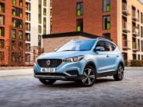 Game-changing MG ZS EV recognised in SGMW New Years Honours List