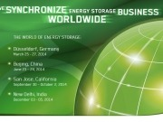 First Japanese energy storage conference coming in November 2014