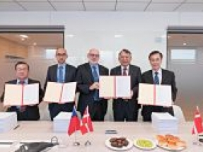 CSBC-DEME Wind Engineering signs contracts for the Zhong Neng offshore wind farm in Taiwan