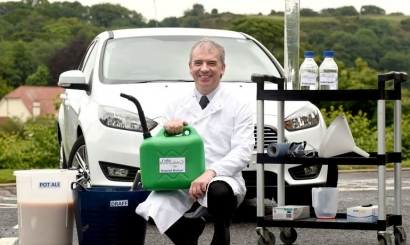 Scottish Scientist Creates Biofuel From Whiskey Waste