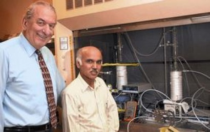Two from US share $1 million prize for research into alternative fuels