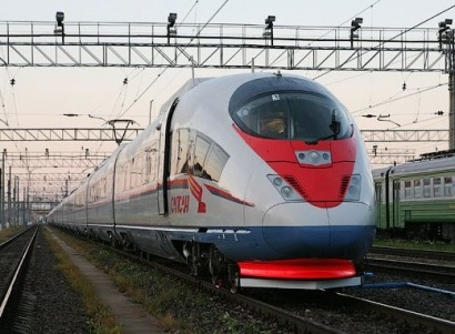 Russian Railways Is Increasing 94