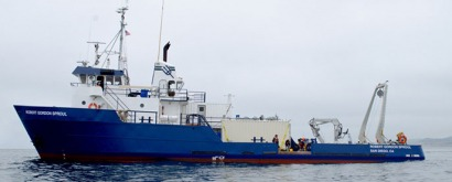 Ship Sails on 100 Percent Biofuel for 1 Year