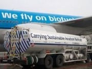 KLM Royal Dutch Airlines begins intercontinental bio-fuel flights