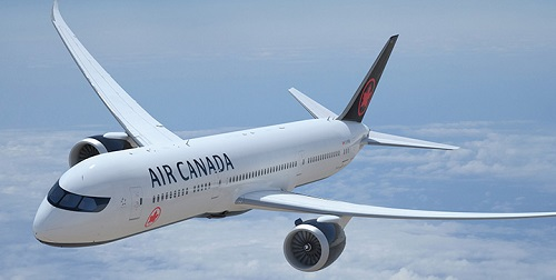 Air Canada to Participate in Biofuel Demo Project