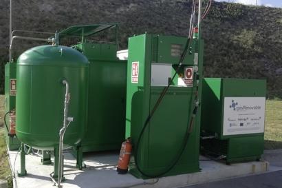 Por primera vez se recorren 135.000 kilómetros en España con biometano de depuradora
