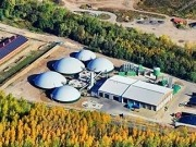 Anaergia subsidiary delivers large-scale anaerobic digestion facility in the UK
