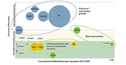 European biopower market will grow, albeit slowly, until 2035