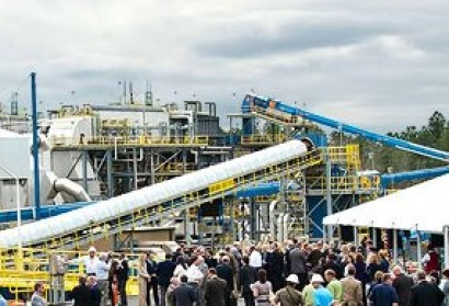 $795 million biomass plant bows in South Carolina
