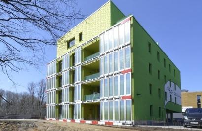 IBA Hamburg opens the first algae biomass building