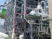 Inauguran una planta de biomasa de 43 MW