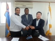 Fijian firm inks JV deal with Korean Co. for biomass exports