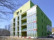 IBA Hamburg opens the first algae biomass building