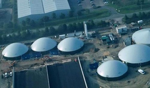 Macquarie Capital Completes First UK Biogas Investment