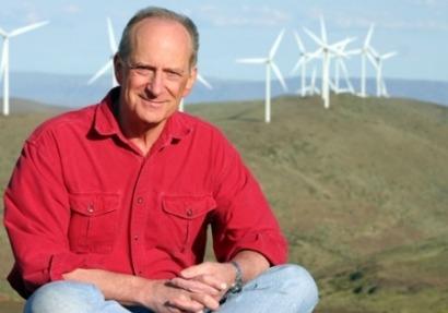 """Silicon Valley has awakened"" to renewables"