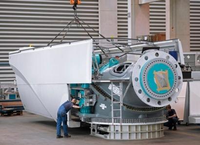 GE opens new renewable energy logistics centre